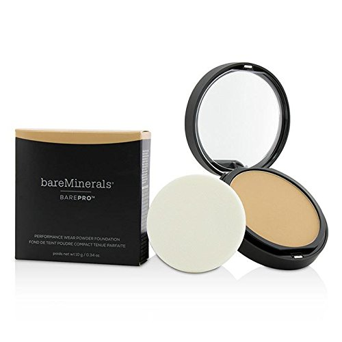 BareMinerals BarePro Performance Wear Powder Foundation - # 14 Silk (Bare Silk Mineral Makeup)