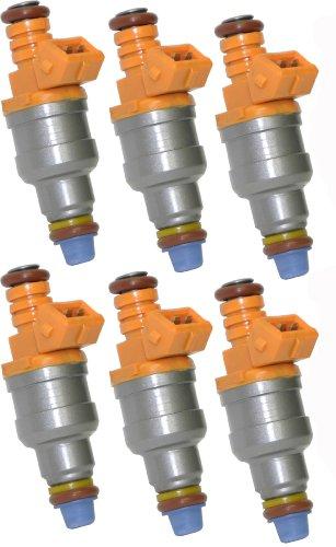UPC 661188106764, VENOM HP-623-6, High Flow, Maximum Performance, 23 LB/HR Flow Rate, Fuel Injector Set of 6