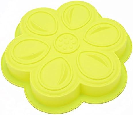 Moldes de silicona, moldes para pasteles, horno de microondas para ...