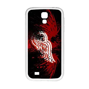 Happy Detroit Red Wings Cell Phone Case for Samsung Galaxy S4
