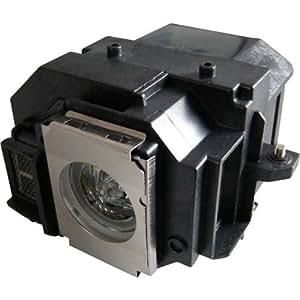 PHROG7 lampara de proyector para EPSON ELPLP56 - EPSON EH-DM3, H319A, MovieMate 60, MovieMate 62