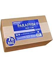 Paraffin Wax - 7lb (3.2kg) Granular Wax - Quality Paraffin Wax for Candle Making, Canning, Candy & Chocolate Wax and Everyday Hobby Uses - Unscented - Food Grade Wax That's Made in Canada