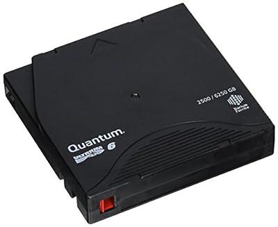 Quantum MR-L6MQN-01 Standard LTO Ultrium, Black by Quantum