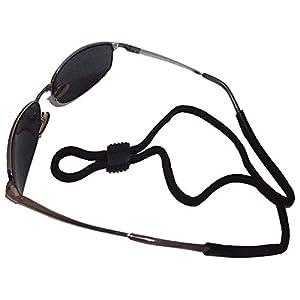 5Pcs Sports Sunglass Holder Strap No Tail Adjustable Eyewear Retainer