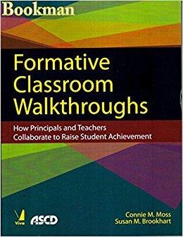 Formative Classroom Walkthroughs (PB)
