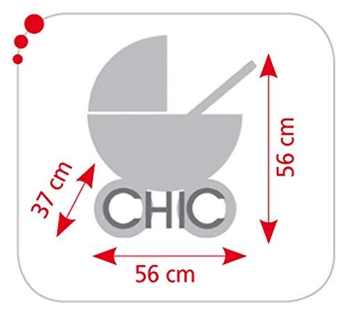 Bayer Chic 2000 555 11 Poussette Smarty Dots Corail Bleu