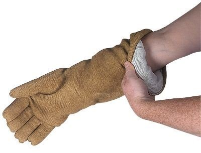 QRP 55G Extreme-Temperature Gloves, 18''L, Large