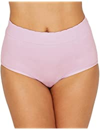 Women's No Pinch-No Show Seamless Brief Panty 13170