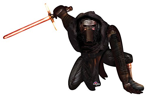 Star Wars Episode VII Villain Kylo Ren Airwalker Foil ()