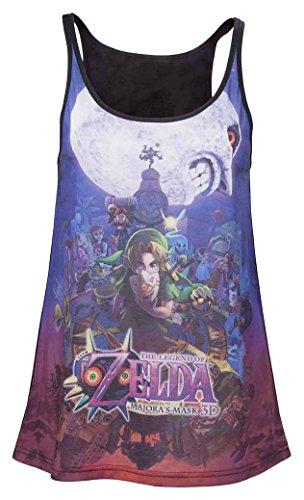 Nintendo Top (Damen) -L- Zelda Majora's Mask