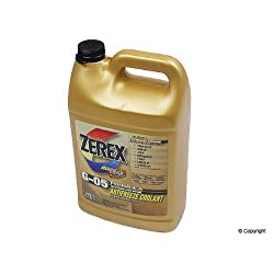 Zerex G-05 Antifreeze/Coolant, Concentrated - 1gal