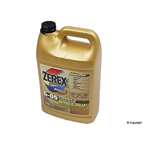 Zerex G-05 Antifreeze/Coolant, Concentrated - 1gal (ZXG051)
