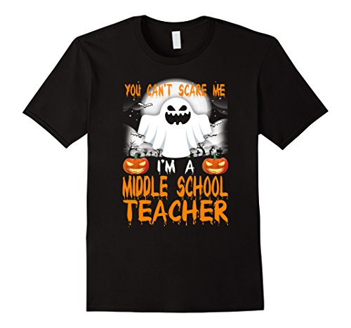 Mens I'm a Middle School Teacher Halloween T Shirt 3XL (Middle School Teacher Halloween Costumes)
