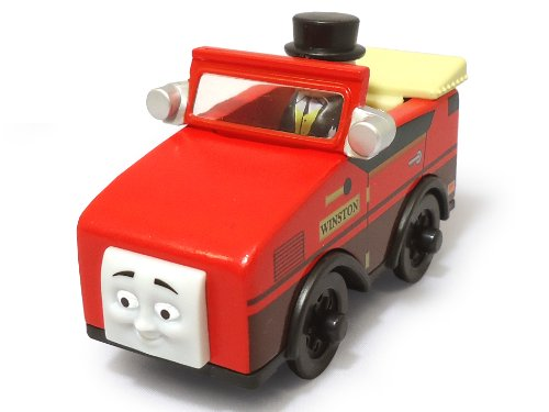 Fisher-Price Thomas the Train Wooden Railway Winston