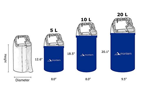 fcff7dacc900 Montem Waterproof Bag   Roll Top Dry Bag