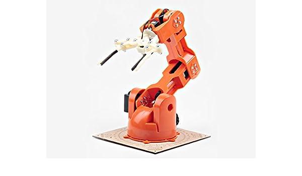 Arduino brazo Robotico. Original, Dai creatori de: Amazon.es ...