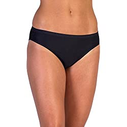 ExOfficio Women's Give-N-Go Bikini Brief - XX-Large - Black