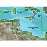 Garmin BlurChart VEU013R - Italy Southwest Tunisia - SD Card