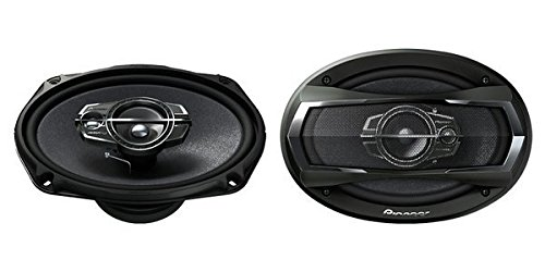 pioneer car speakers. amazon.com: pioneer ts-a1685r 350 watts 4-way car speakers, 6 1/2 inch - 3/4 inch, 1 pair (discontinued by manufacturer): electronics speakers
