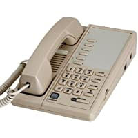 Royale 3040 Hotel Single Line Speakerphone with Six Memory Keys Ash