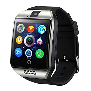XINHUANG Reloj Inteligente Bluetooth for Hombres Q18 con ...
