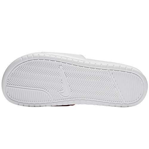 White metallic 11 Red Mens Nike Silver 100 Slippers Benassi Aq7983 speed xwYn0qRp