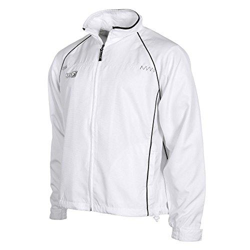 Reece Hockey Infinite Tech giacca Unisex–White–Nero/Navy