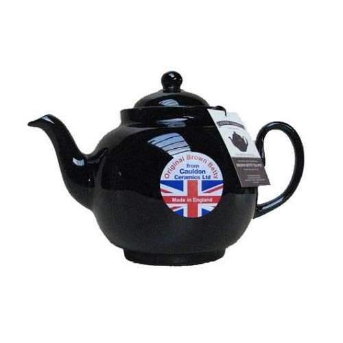 English Teapot - Brown Betty Teapot, 6-Cup