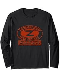 Fairbanks-Morse Farm Engines Long Sleeve Shirt