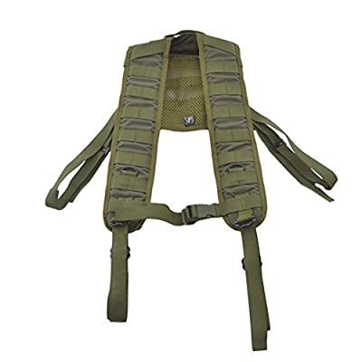 Tactical Shoulder Straps Harness PLSE Smersh by SPOSN/SSO