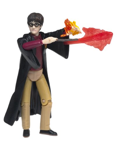 Best Harry Potter Toys And Figures : Harry potter cast a spell action figure