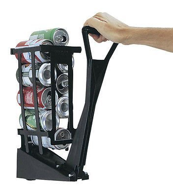 Can-ram Aluminum Can Crusher Crush 10 Cans in 10 Seconds