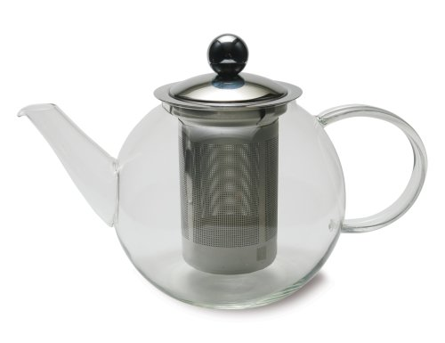 Joyce Chen Teapot (Joyce Chen 90-0502, Glass Tea Pot,  27-Ounce)