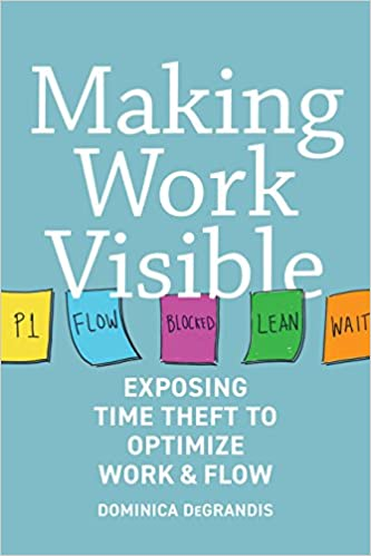 Book Making Work Visible: Exposing Time Theft to Optimize Workflow