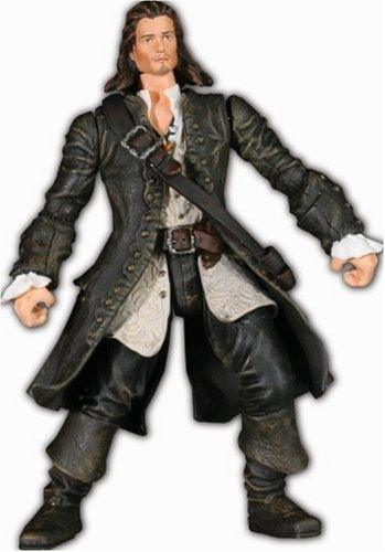 will turner action figure - 2