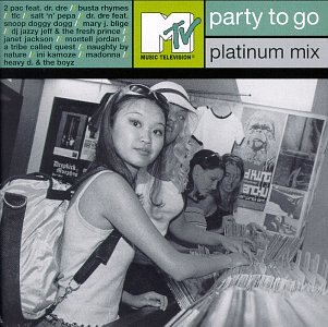 MTV Party to Go: Platinum Mix (Rays Party Store)