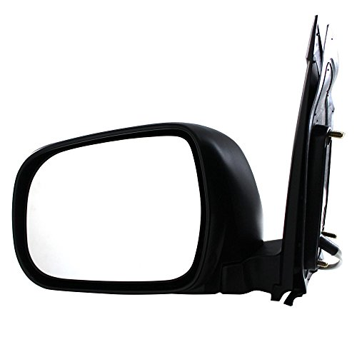 Titanium Plus 2004-2010 Toyota Sienna Front,Left Driver Side DOOR MIRROR (Toyota Sienna Left Door Mirror)