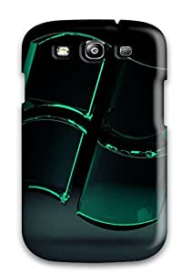 Perfect Fit NiGBDZy1097HlpSi Android 1080p Case For Galaxy - S3