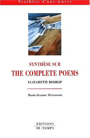 Télécharger Synthèse Surthe Complete Poems Elizabeth