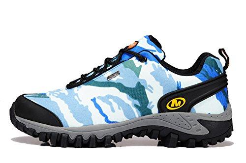 (Lightweight breathable waterproof hiking shoes Azure 10 D(M)Us=44Eu)