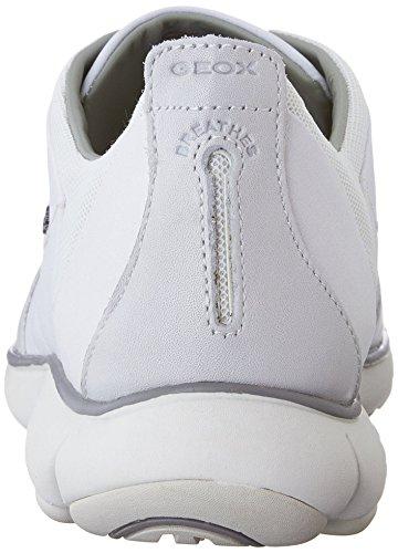 B Para Geox Zapatillas U Deporte De white Blanco Hombre C1000 Nebula pxqw6ZH