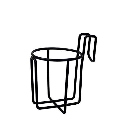nICE Cup Holder, Black, 45/75 Qt ()