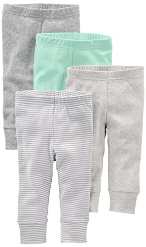 simple-joys-by-carters-baby-4-pack-pant-grey-mint-3-6-months