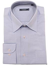 Classic Fit Light Blue Fine Combed Cotton Dress Shirt