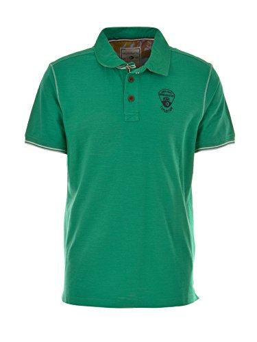 ARQUEONAUTAS Herren Poloshirt Polohemd Größe: S, grün