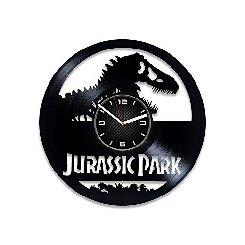Best Lp Gifts For A Men - Kovides Jurassic World Vinyl Record Wall