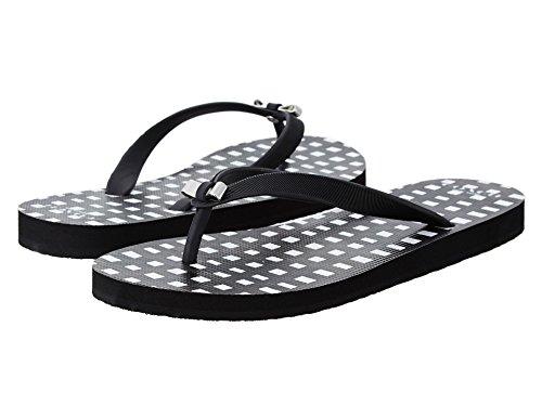 COACH Womens Amel Black Sandal