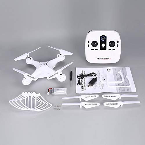 CNluca FOR S28 RC Drone 2.4G Quadcopter Aircraft with Altitude Hold Auto Return Headless 3D Flips 18min Long Flight