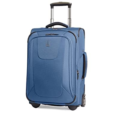 Travelpro Luggage Maxlite3 International Carry-On Rollaboard, Blue, One Size
