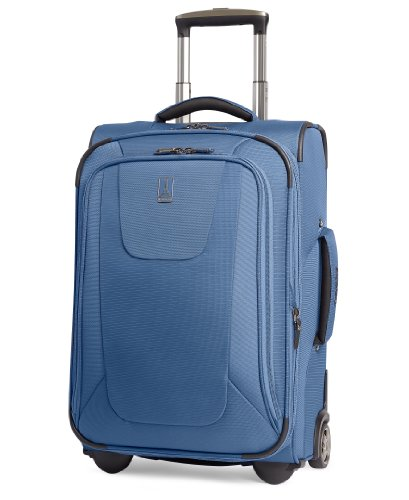 Travelpro Luggage Maxlite3 22 Inch Expandable Rollaboard, Blue, One Size by Travelpro